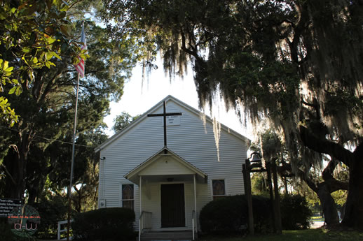 Old Miakka Methodist Church
