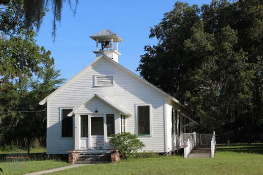 Old Miakka Schoolhouse