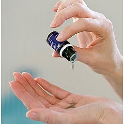 Young Living Essential Oil Drop