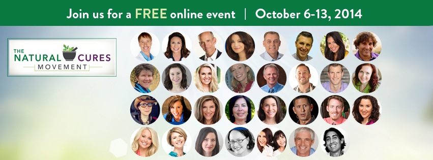 The Natural Cures Movement Speakers