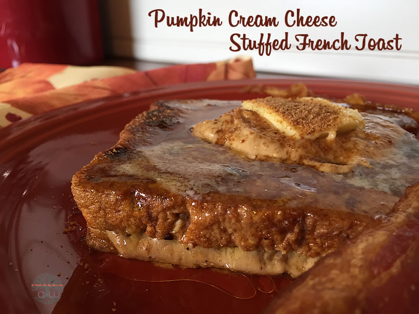 pumpkin french toast header pic