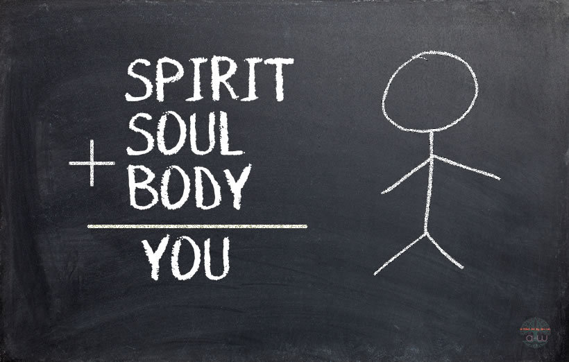 Images of Body Soul And Spirit Spirit Soul Body 820a